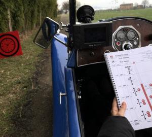 Dreaming Classic - elaborazione del road book