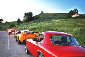 eventi aziendali con auto storiche