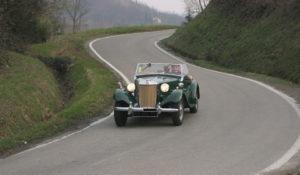 Definizione itinerari e percorsi auto storiche