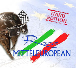 Roadbook Mitteleuropean Race