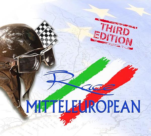 Roadbook Mitteleuropean Race