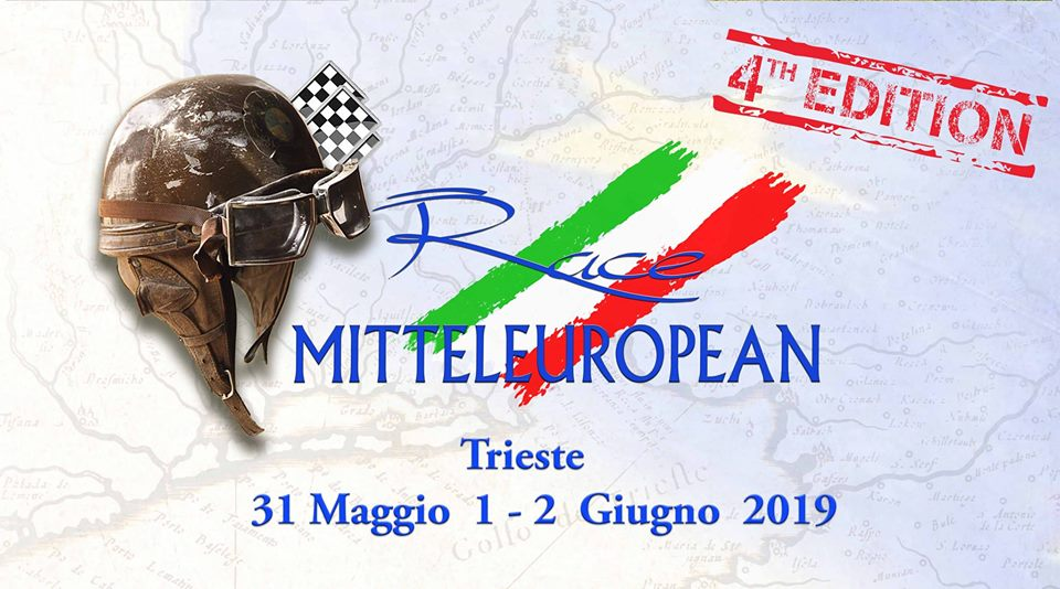roadbook mitteleuropean race 2019 Dreaming Classic